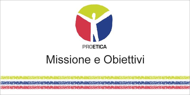 Proetica: missione e obiettivi